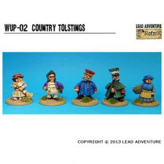 WUP-02 Country Tolstings