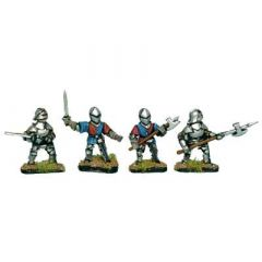 YLT3 Dismounted Men-at-Arms